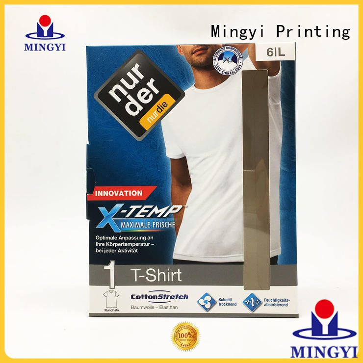 Mingyi Printing Latest coloured cardboard boxes Supply for present