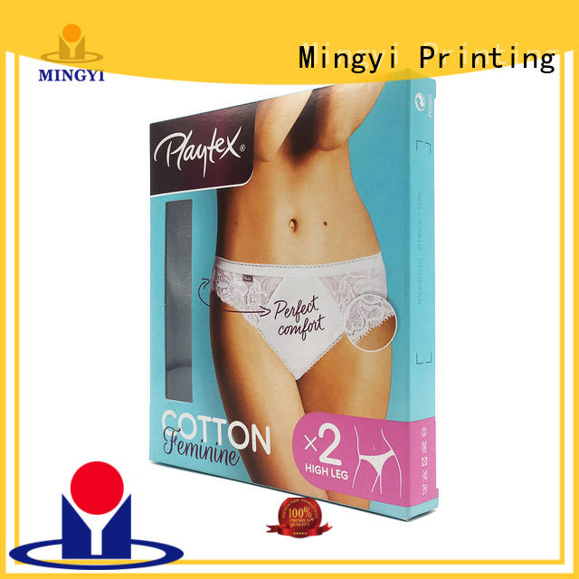 Mingyi Printing multifunctional flat pack cardboard boxes with good price for gift