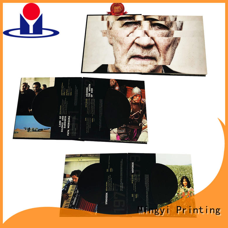 custom name labels cmky Mingyi Printing